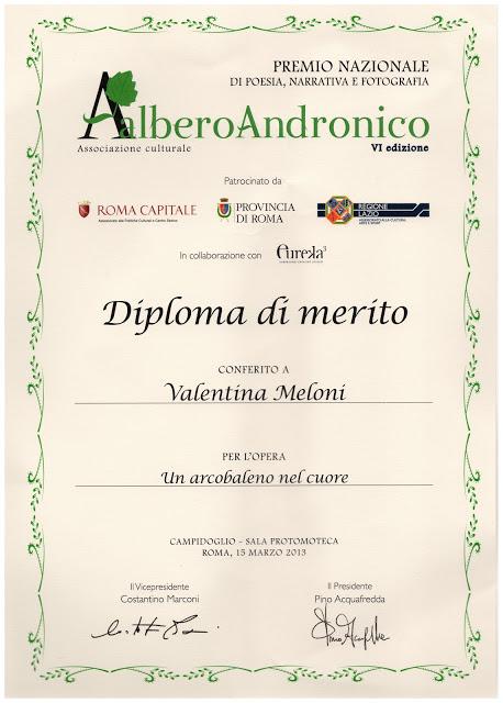 diploma alberoandronico