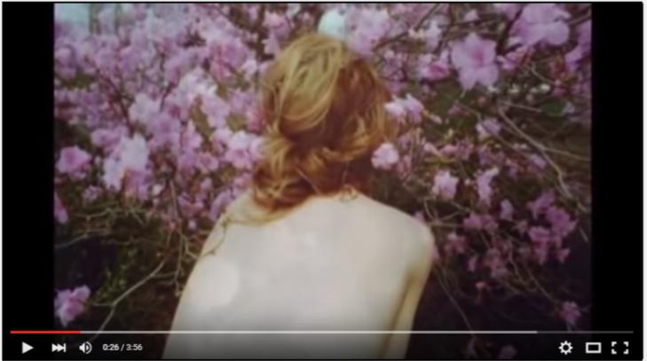 videopoesia Peccato discreto di Valentina Meloni