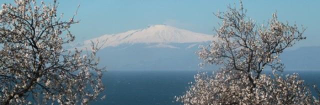 Agrigento: Etna sullo sfondo