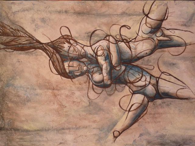 """""""Un lungo abbraccio"""" di Luca Ferrise"""