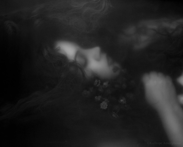 Resurrecting Ophelia by Kalliope Amorphous