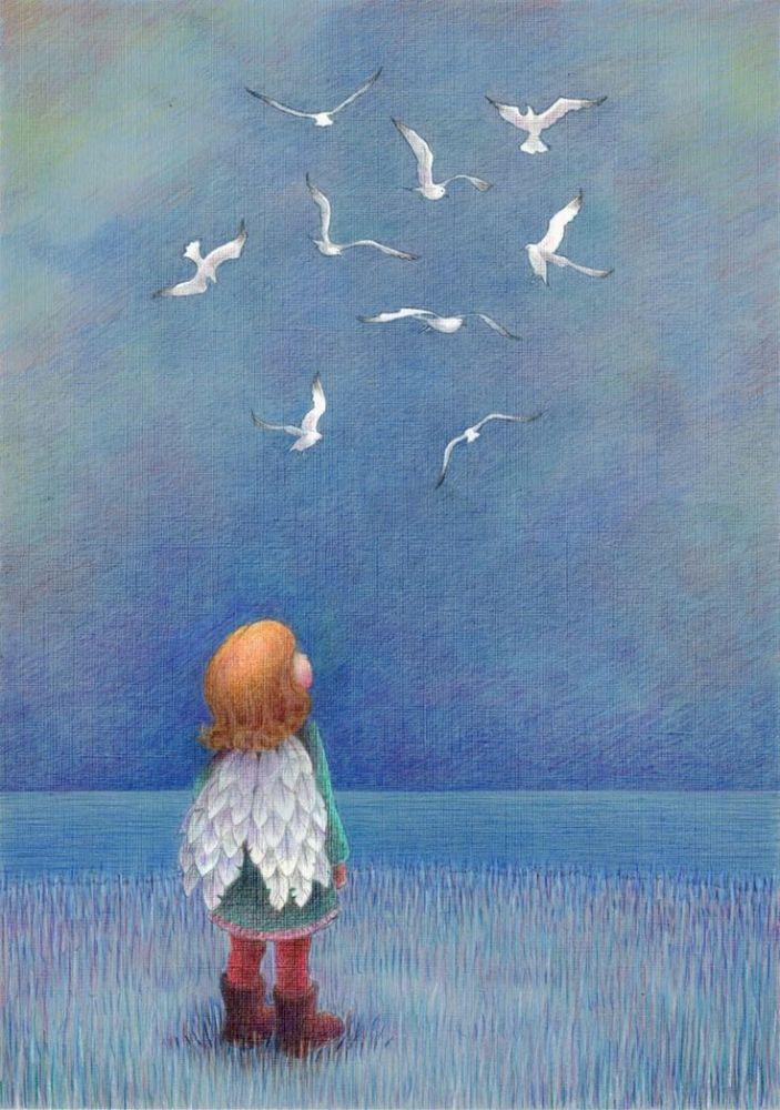 Le ali dei bambini