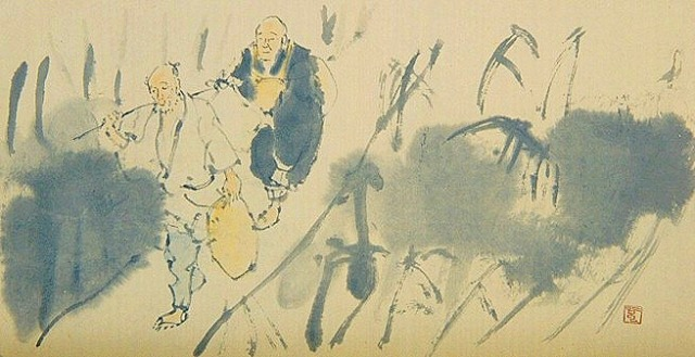 Basho-and-companion
