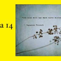 Otata n.14-Cinque Haiku e un Senryū