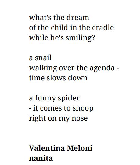 failed haiku vale dicembre 2017